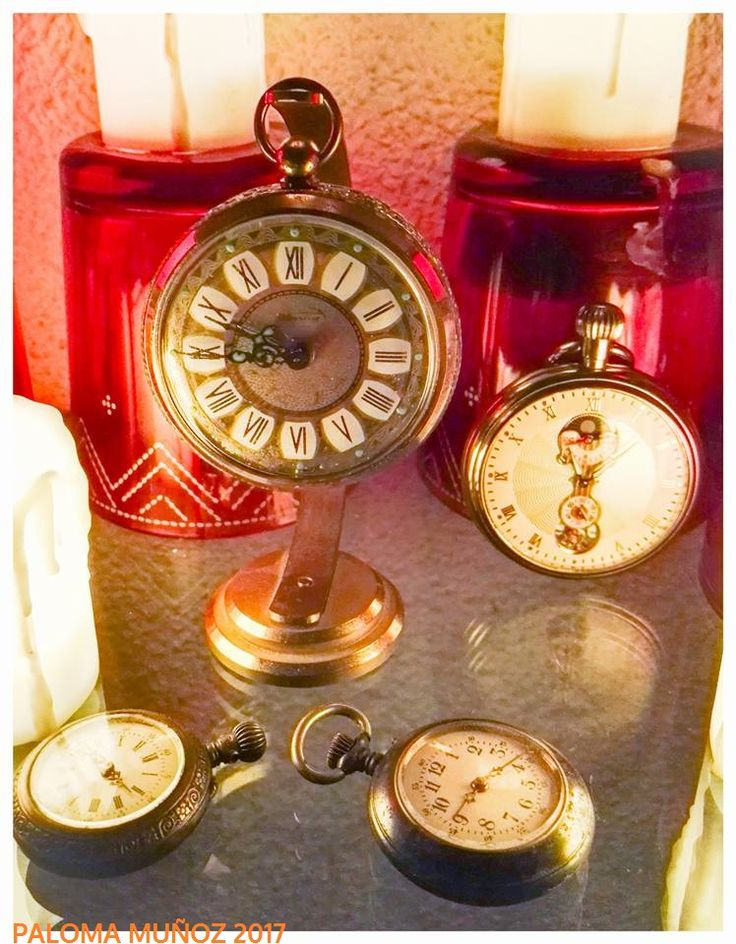 Colección de relojes antiguos. Small collection of antique watches antique-pocket-watch