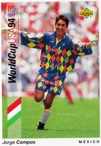Jorge Campos, Mexico World Cup 1994