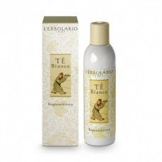 Fehér tea fürdő -és tusolózselé - Rendeld meg online! Lerbolario Naturkozmetikumok http://lerbolario-naturkozmetikumok.hu/kategoriak/testapolas/tusfurdok