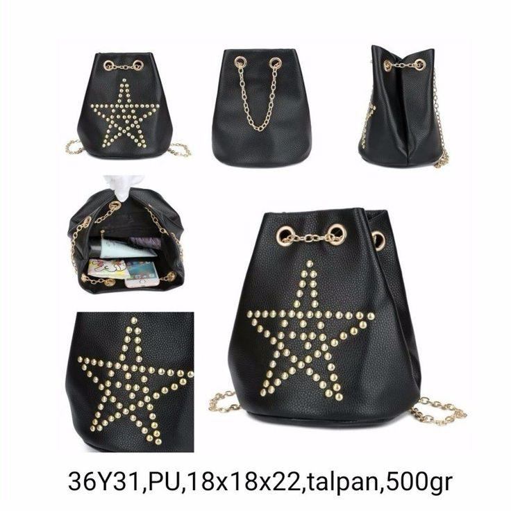 36Y31 Black 130rbPU18x18x22talpan500gr  Hubungi kami di:  Line: girlia_id Telegram: @girliaid CS1 : D0D1B201 / WA: 081347103932 CS2 : D21B1E5B / WA: 08125658895 IG testi: @testigirlia  Girlia Fashionstore your chic #dailygears  #beautiful #fashion #instafashion #purse #shopping #stylish #girliaproject #girliafashionstore #tasimportmurah #tas #tasfashion #grosirtasmurah #tasbatammurah #taskorea #tasbranded #tasmurmer
