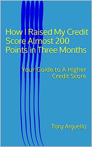 How I Raised My Credit Score Almost 200 Points in Three Months: Your Guide to A Higher Credit Score.   Read the rest of this entry » http://durac.org/how-i-raised-my-credit-score-almost-200-points-in-three-months-your-guide-to-a-higher-credit-score/