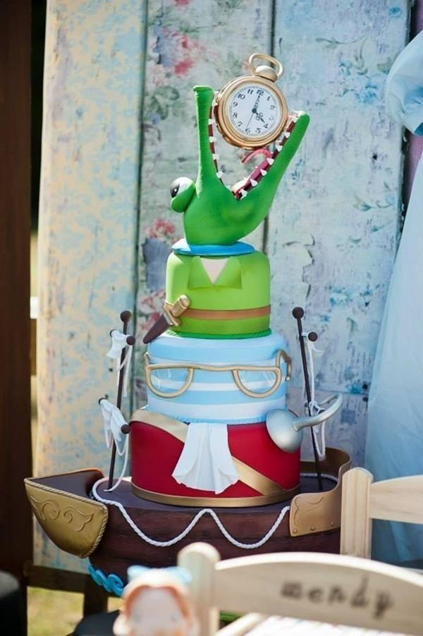 fiesta peter pan para celebrar cumpleaos infantiles con imaginacin