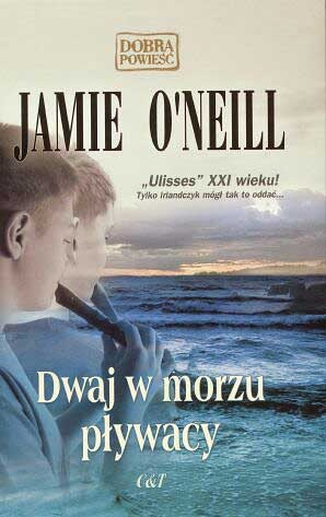 Dwaj w morzu pływacy, Jamie O'Neill, C, 2001, http://www.antykwariat.nepo.pl/dwaj-w-morzy-plywacy-jamie-oneill-p-389.html