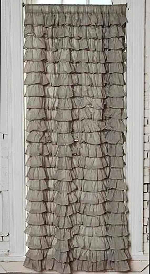 Más de 1000 ideas sobre cortinas de baño con volantes en pinterest ...