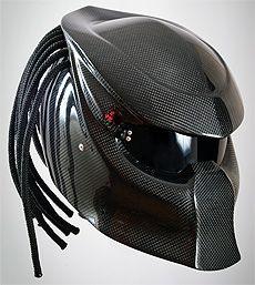 Buy original Predator helmet (official website NLO-MOTO)