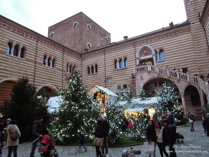 Mercatini di Natale a Verona - Travel and Fashion Tips by Anna Pernice