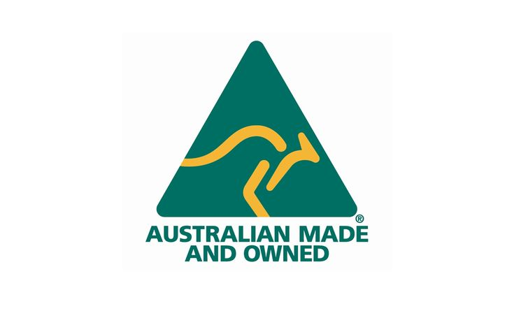 We are certified Australian-owned