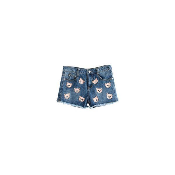 Best 25  Long jean shorts ideas on Pinterest | Long shorts, White ...
