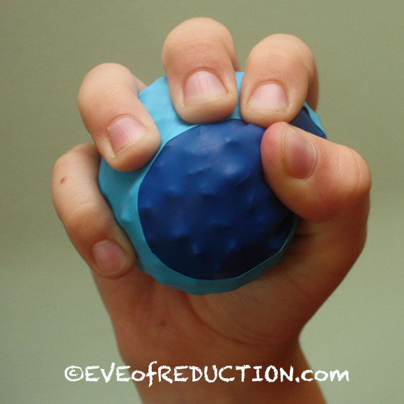 How to Make a DIY Stress Ball - Eve of Reduction