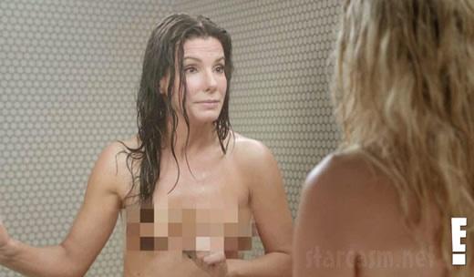 Sandra bullock amp chelsea handler naked shower 7