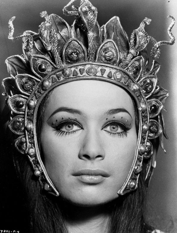 Valerie Leon, Blood from the Mummy's Tomb (1971)
