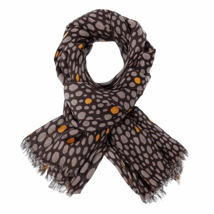 MYNUKA shawl gele stip