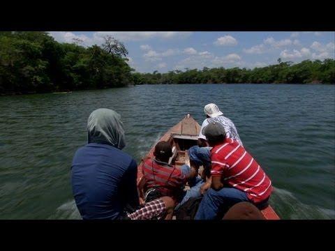 Reportaje sobre la inmigracion ilegal de mejicanos a los EE UU