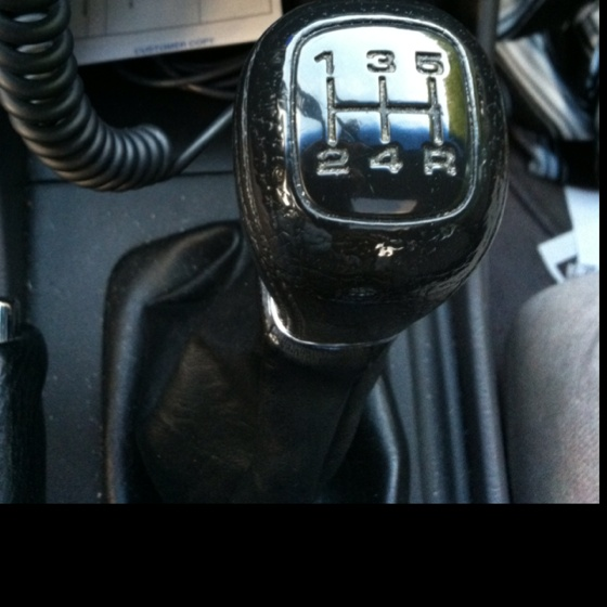 Manual Transmission Cars. Still The Best.