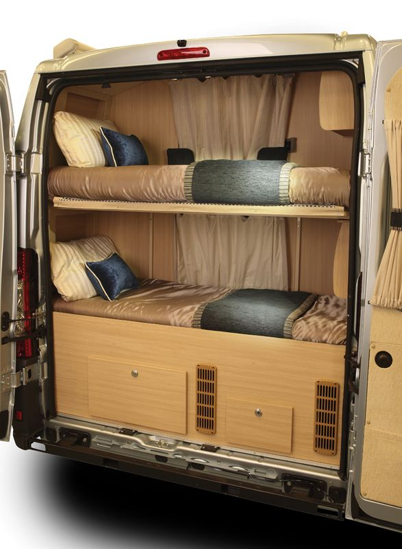 Van Peugeot Windrush :: Auto-Sleepers Motorhomes