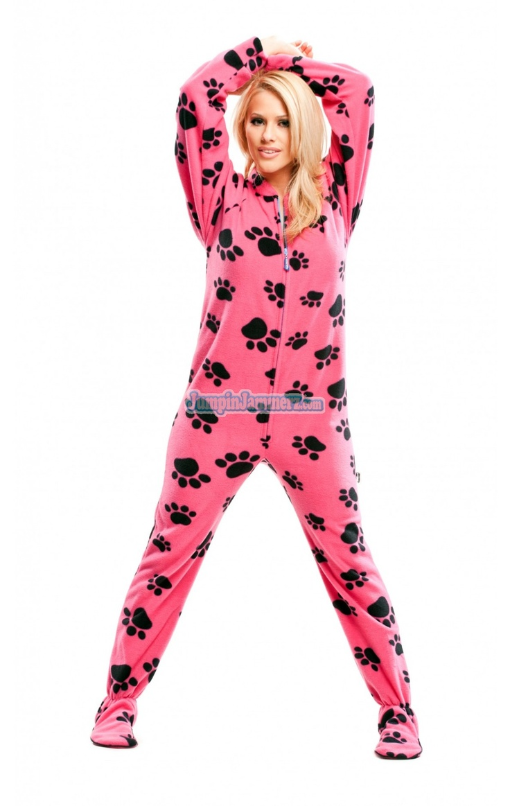 Adult Footed Pajamas Christmas
