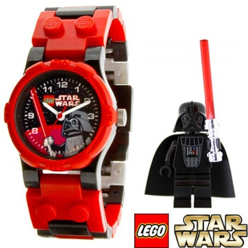 Darth Vader Watch - totally want this