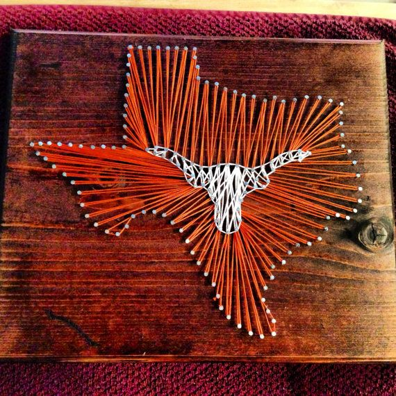 String art texas longhorns state texas by startactinlikealady string art texas longhorns state texas by startactinlikealady 4000 furniture pinterest texas longhorns string art and texas prinsesfo Image collections