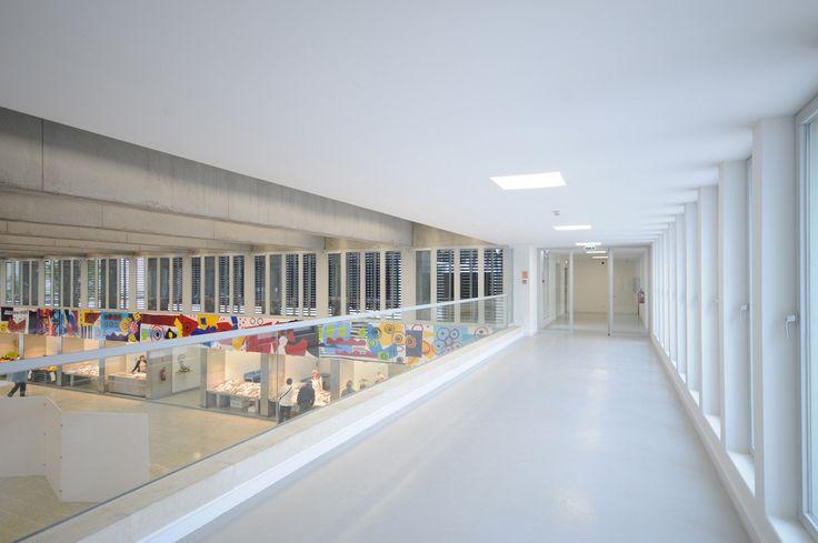 Galeria de Mercado Municipal de Pinhal Novo / Silva Dias Arquitectos - 9