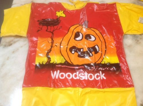 Woodstock Peanuts Costume