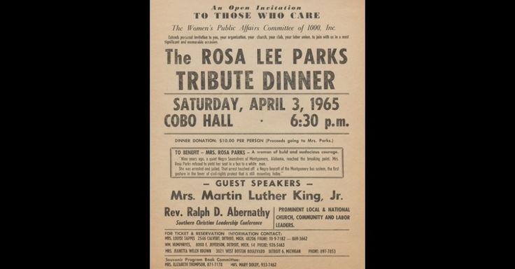 Rosa entrou para a história por um pequeno desacato: ela se recusou a ceder o assento que ocupava em um ônibus para um homem branco no dia 1º de dezembro de 1955. O gesto da mulher negra mudaria os rumos da história americana