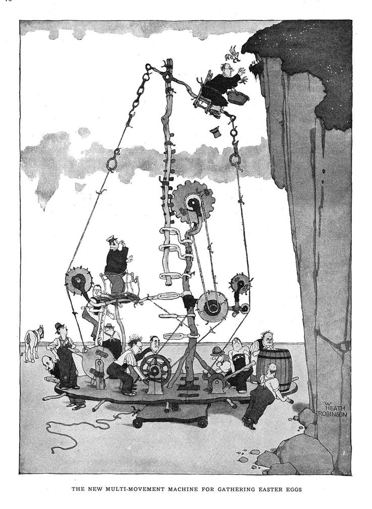 We're working with the West House and the Heath Robinson Museum Trust to build a new museum dedicated to the famous artist & illustrator William Heath Robinson. You can read more about that on the link to our website below.