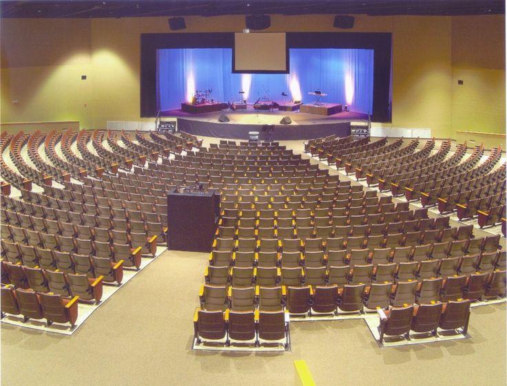 Church Sanctuary Design & Construction | Midwest Church Construction & Design