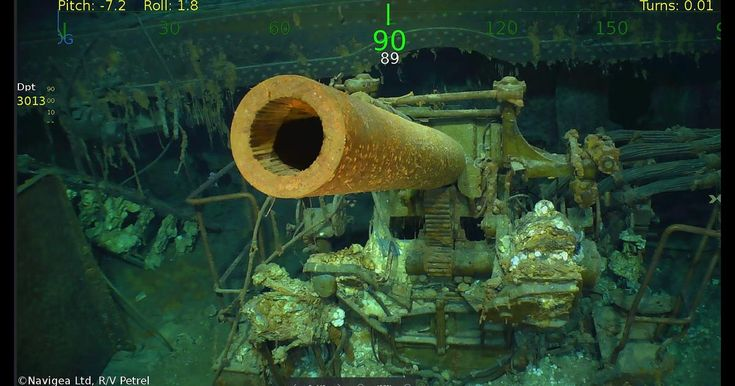 USS Lexington World War II aircraft carrier sunk by Japanese wreckage found off Australia - CBS News