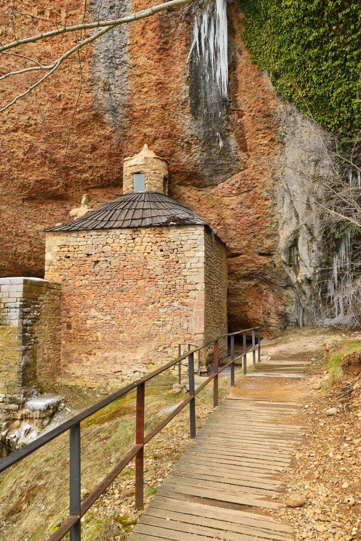BERTA-NIA. Monasterio de S. Juan de la Peña (s.XI):