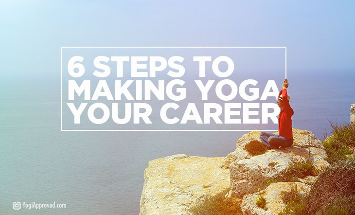 There is something about yoga that spawns great entrepreneurs. Many yogis are making a living doing yoga. Here are the 6 common ways I see this happening.