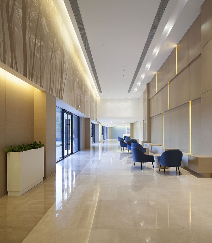 Robarts Spaces - United Family Hospital - Qingdao