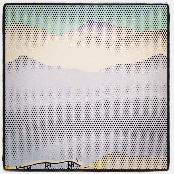 Roy Lichtenstein's Chinese Landscapes