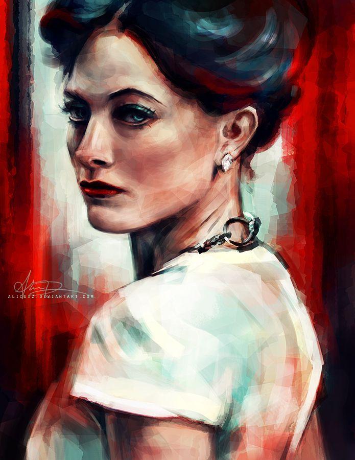 by Alice X. Zhang #sherlock