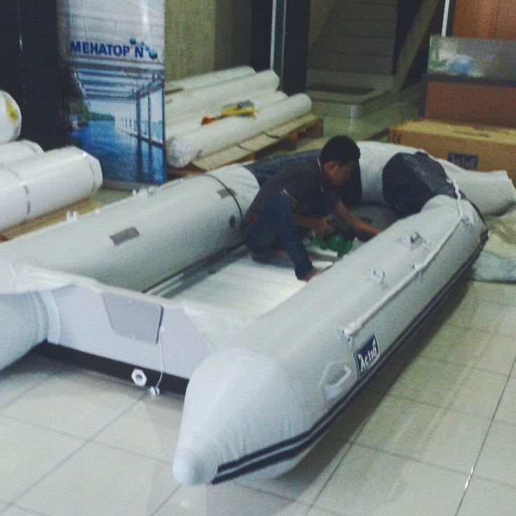 Perahu karet ACISA www.acisa.biz