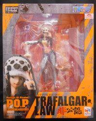 メガハウス POP I.R.O トラファルガーロー 非公認
