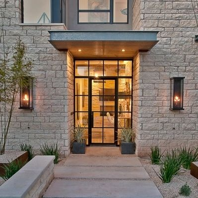 San Francisco Bay Area - Metal Front Doors Design Ideas, Pictures, Remodel, and Decor
