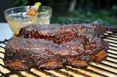 Smoked Beef Short Ribs (Step by Step)