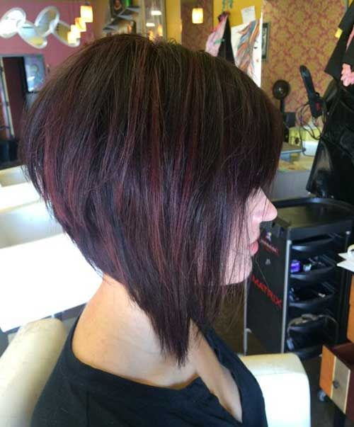 20 Best Graduated Bob Hairstyles | http://www.short-haircut.com/20-best-graduated-bob-hairstyles.html
