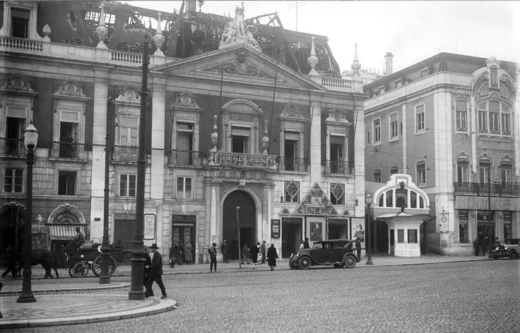 Cinema Central e Elevador Gloria