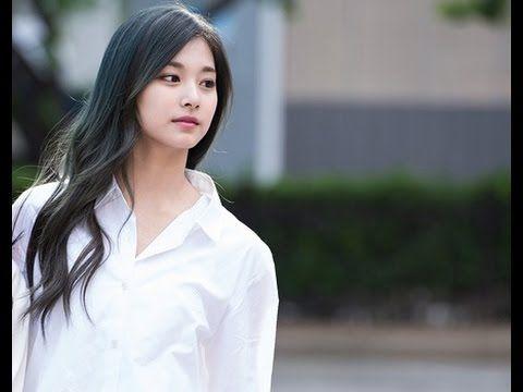 Twice's Tzuyu Showcases Cute in Simple Fashion. Girl in White