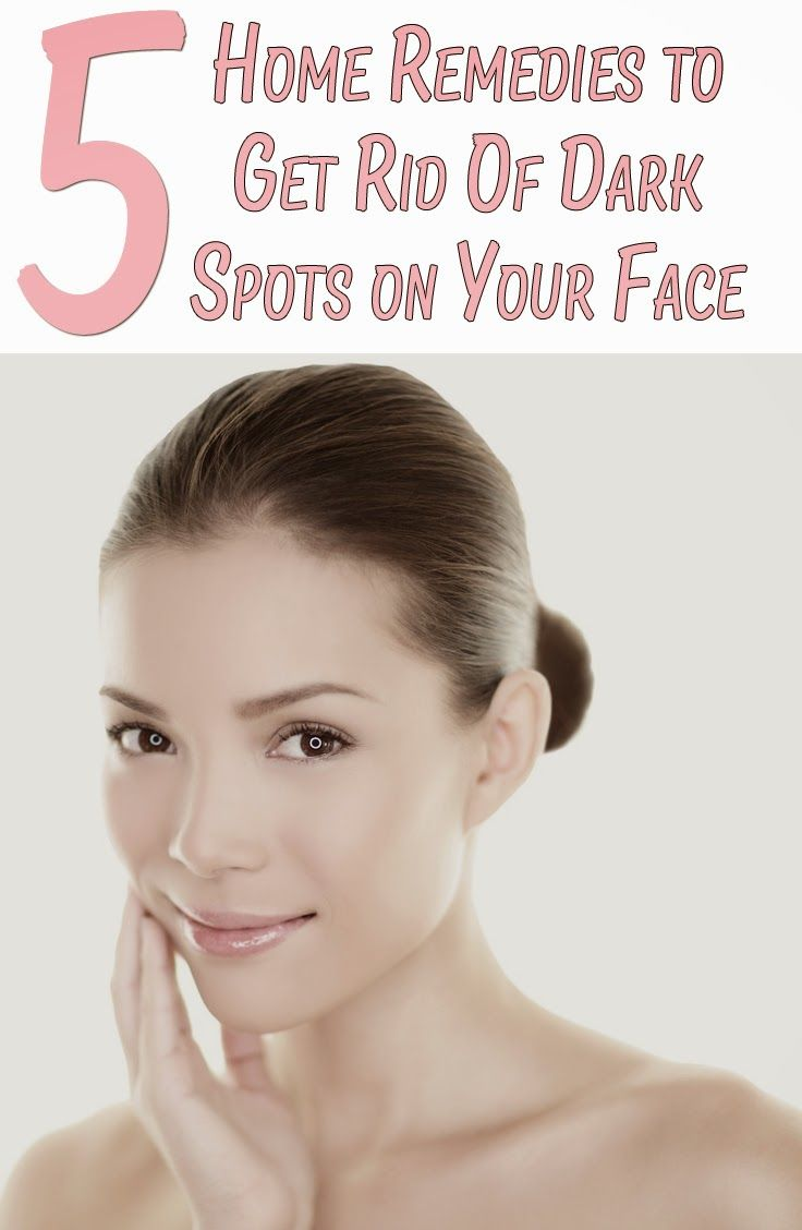 how to get rid of dark patches on face naturally