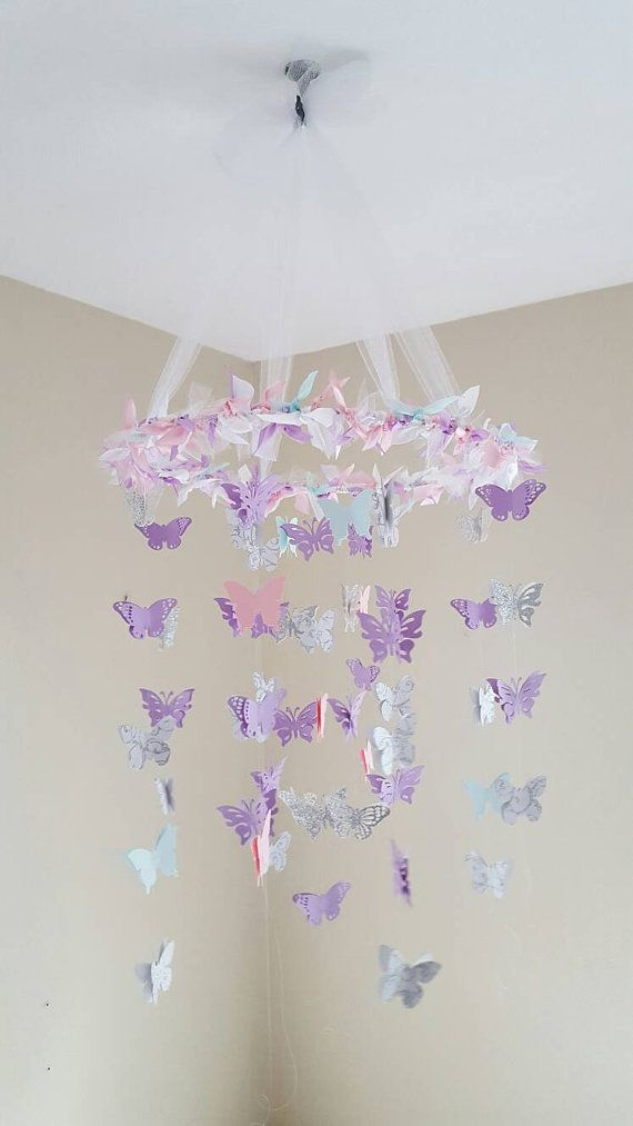 Hey, I found this really awesome Etsy listing at https://www.etsy.com/listing/244024992/custom-butterfly-mobile