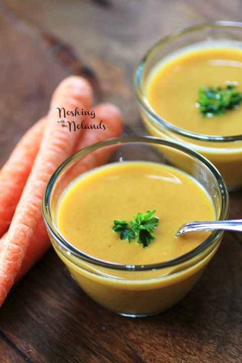 Carrot Curry Soup, Gluten Free and Vegan Noshing with the Nolands via Baking and Cooking, A Tale of Two Loves onto Gluten Free