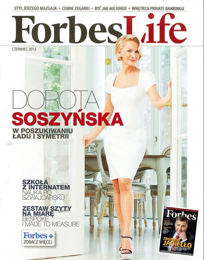 Pani Dorota Soszyńska Forbes