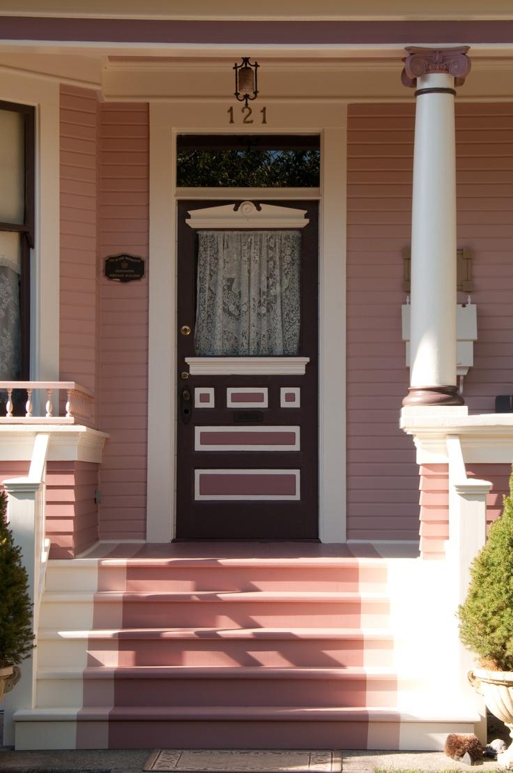 Pink Heritage home