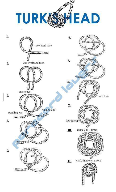 diy knot pillow instruction