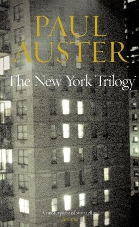 The New York Trilogy (1987) by Paul #Auster #favorite #books