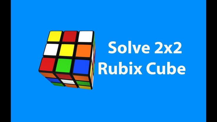 How To Solve 2x2 Rubix Cube Easy Guide Step To Step