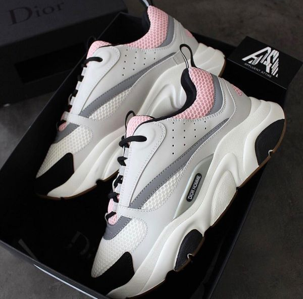 White/Pink Dior B22 in 2020 | Dior