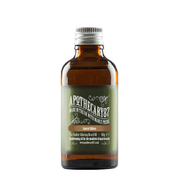 Olejek do brody Limited Edition Malt Whiskey - słodkawy, zaprawiony kroplą goryczy zapach whiskey na brodzie, nie ma nic bardziej męskiego!  Wszystkie składniki wykorzystywane do produkcji są dobrane w taki sposób, aby  jak najlepiej zadbać o potrzeby twojej męskiej skóry i zarostu. Olejek pomoże odżywić i nawilżyć suchą skórę i włosy.  Codzienne jego wcieranie  zaowocuje szybszym wzrostem włosa i poprawą jego struktury. Twoja broda będzie grubsza, mocniejsza, po prostu taka o jakiej zawsze…